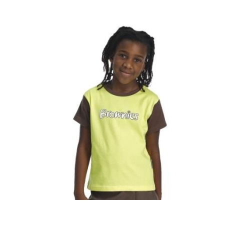 Brownie Short sleeved T shirt