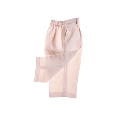 Classic smart ivory trousers for baby boys