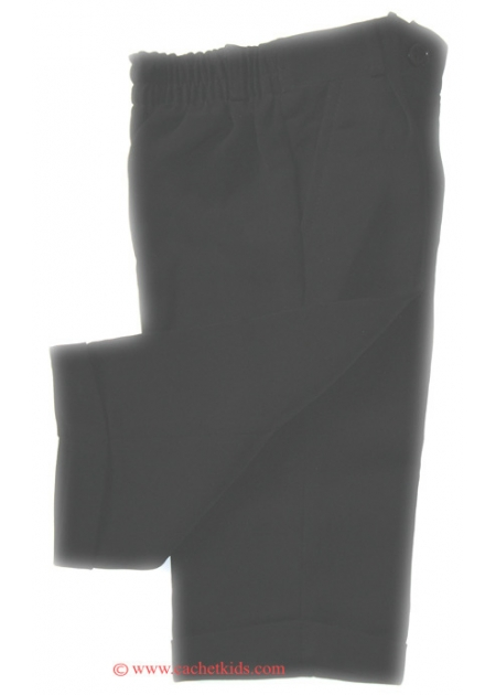Baby boys black trousers Or boys smart trousers
