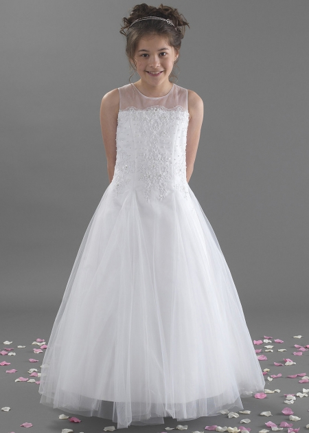 Linzi Jay First Holy Communion Dress Style Lola