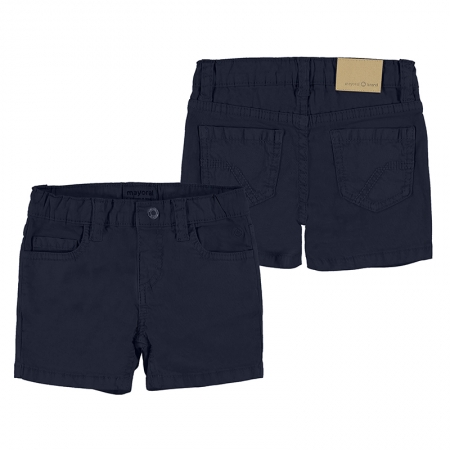 Mayoral Baby Boys Navy Shorts With 5 Pockets