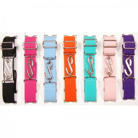 Adjustable elasticated boys belt and girls belt