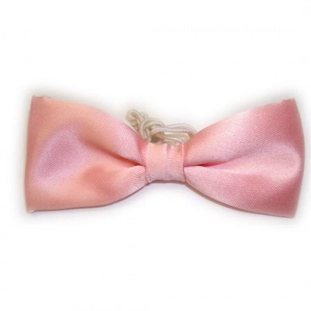 Boy pink bow tie 6m To 12yrs
