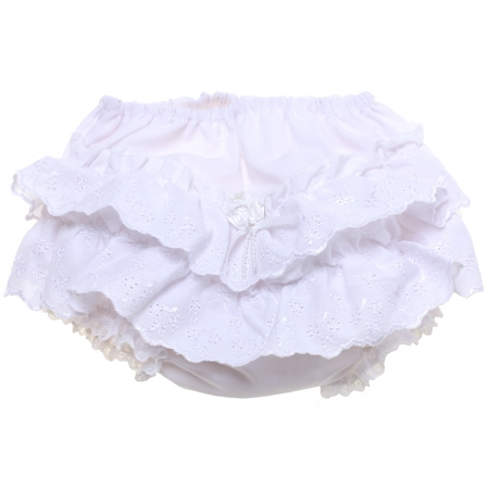 Baby Girls Daisy Frills Panties