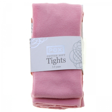 Baby Girls Pink Tights from PEX